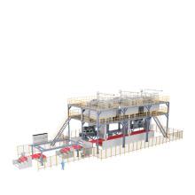 Langlebige und einfache Vliesstoffmaschine