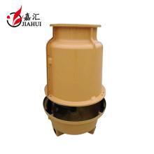 torre de enfriamiento de agua comercial que trata productos químicos
