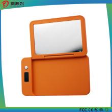 Banco portátil portátil do poder do espelho 4000mAh da forma atrativa mais barata do projeto