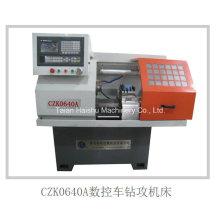 China Máquina de torno Mini CNC Czk0640A CNC máquina de fresado CNC Precio