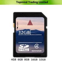 Tarjeta de memoria SD Hc SDHC 4 GB 8 GB 16 GB 32 GB 64 GB