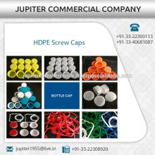 Premium calidad HDPE 28mm PCO botella tornillo tapa para la oferta al por mayor