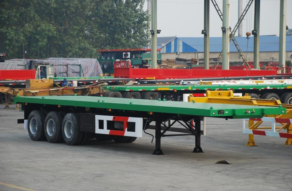 4th Rf Tri Axle Flatbed