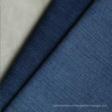 100% algodón tela de mezclilla con estiramiento