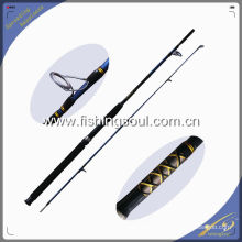 SPR038 2 section Solid glass Fishing Rods