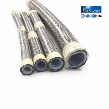 Stainless Steel Braid Hose Pipe PTFE hose Hydraulic Hose