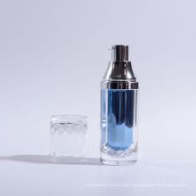 30ml Plastic Cylinder Acrylic Lotion Bottle (EF-L20030)