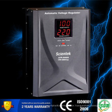 LED display Voltage Stabilizer for home appliance wall mount