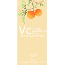 VC enzyme whitening moisturizing hand cream