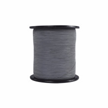 double side hivisibility reflective yarn for knitting clothing