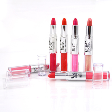 Longo duradouro Pretty Muti-Color Lip Stick