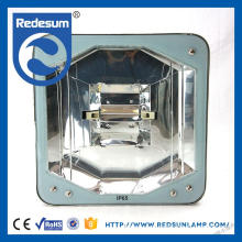 Easy installation surface mounted high bay light for oil station underground parking garage