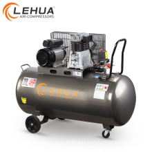High Durability 4hp 200 litre air compressor with 220v motor