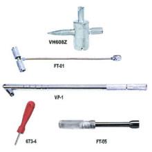 Herramientas y accesorios de reparación de neumáticos