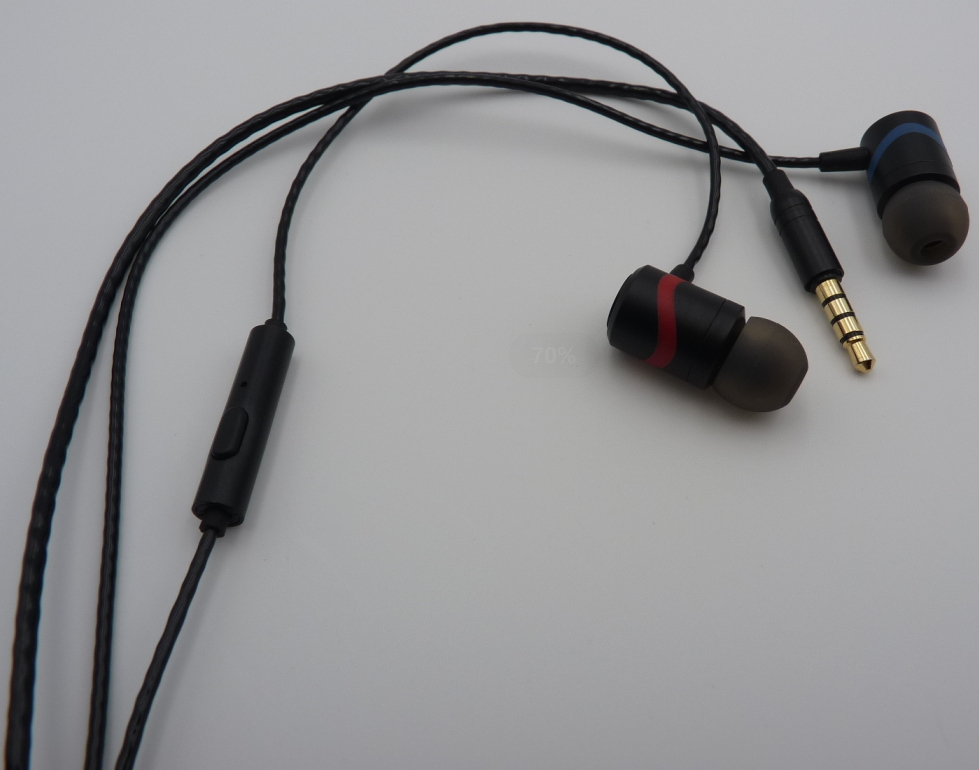 Wired in-Ear Earbuds