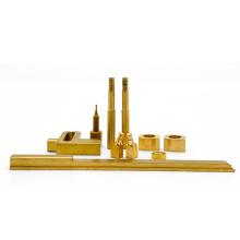 Custom High Quality Machining Turning Small Metal CNC Lathe Brass