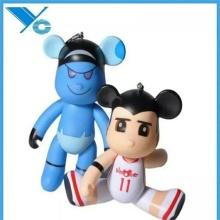 Haga la resina personalizada PVC Figure Toy