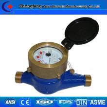 Medidor de agua chorro múltiple clase B