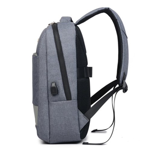 Pure Color Style Backpack