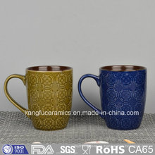 Taza de cerámica de alta calidad al por mayor