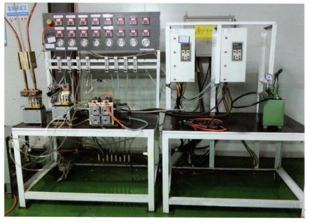 FACTORY TEST BENCH-4