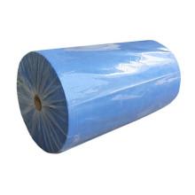 SMS Nonwoven Fabric 100% Polypropylene Material PP SMS Non Woven Fabric