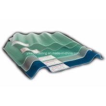 Hoja de techo de FRP / Hoja de techo de fibra de vidrio