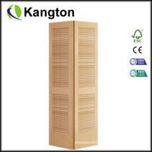 Wooden Louver Shutter Door (door louver)