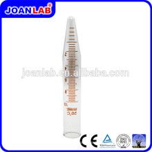 JOAN LAB 10ML Tubes de centrifugation en verre Boro3.3 pour usage de laboratoire