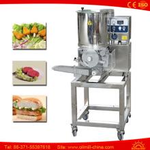 Commercial Automatic Hamburger Patty Maker Burger Forming Press Machine