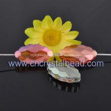 eye shape Loose Glass Beads
