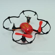Vuelo ligero juguete 2.4G mini quadcopter con quadcopter rc usb por mayor nuevo producto 2015