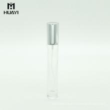 Venda quente recarregável 10 ml bem névoa spray frasco de spray de vidro
