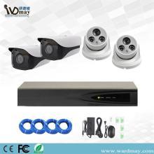 4CH 5.0MP Starlight Videoüberwachung Poe NVR Kits