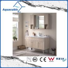 Vanity De Contraplacado De Banheiro Com Superfície De Melamina (ACF8908)