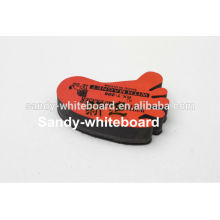 EVA Magnetic white board eraser sandy-whiteboard XD-724