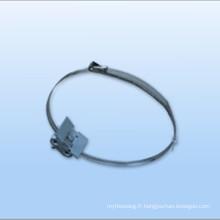 Collier de serrage de qualité supérieure Opgw Pole Down