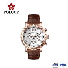 Swiss Chronograph Movement Watch Chinese Manufacturer