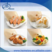 PTFE grease resistant sandwich microwave bag