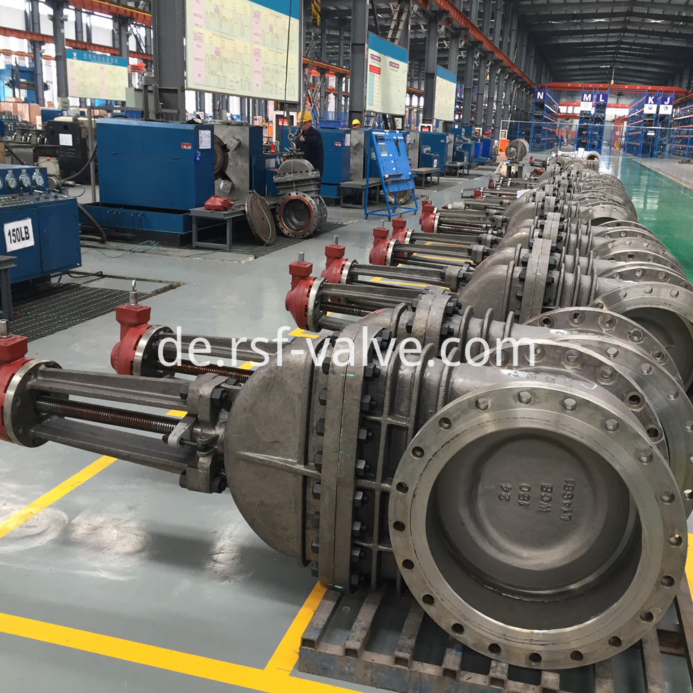 Wedge Gate Valve Api600