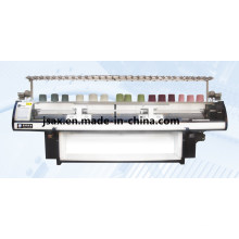 Fully Jacquard Flat Knitting Machine with Double Carriage 4 System