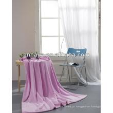 Flanela 220GSM / cor sólida / flanela folha conjunto