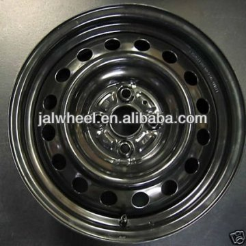 2015 Steel passenger car wheel rims China Rims Hot Rims