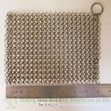 Extractor de correo de cadena extra grande de 10mm para pan de hierro fundido