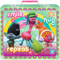 Trolls Metal Carry Box Deluxe Regalos de escritorio
