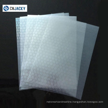 PVC Overlay Coated or Uncoated for Smart Card/ID Card/ Inkjet