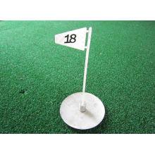 plastic golf flags