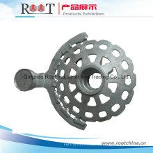Die Gussteile für Aluminiumhome verwenden