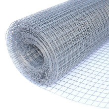 China Fabricante de Rede de Arame Galvanizado Soldado para Construção (WWN)