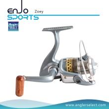 Angler Select Zoey Spinnrolle Süßwasser 10 + 1 Bb Big Game Fishing Tackle (Zoey 500)